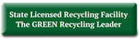 Licensed Recycling Facility